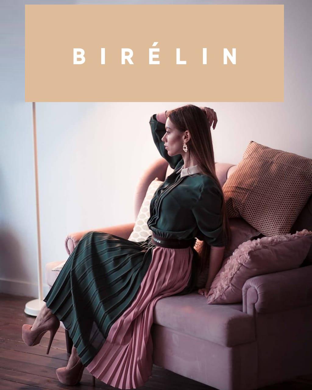 Торговый центр «Опера» анонсирует открытие бутика стильной французской одежды BIRÉLIN